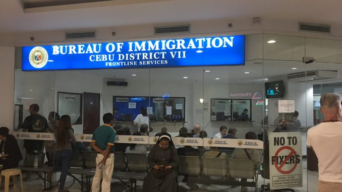 Visa extension Cebu